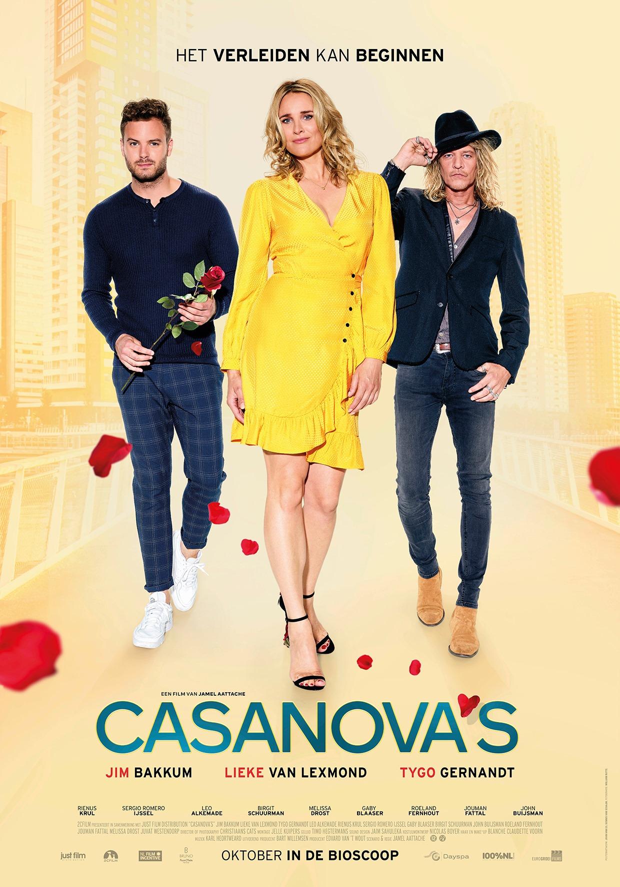 Casanova's Poster
